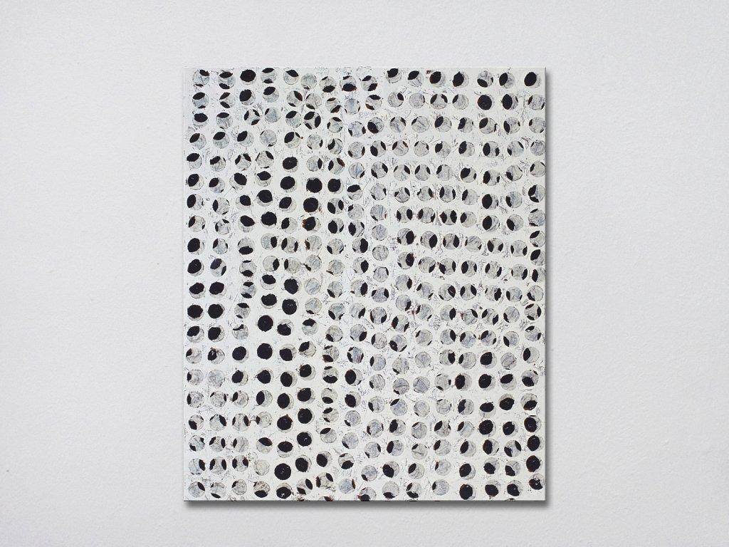Öl auf Leinwand, 200 x 160 cm